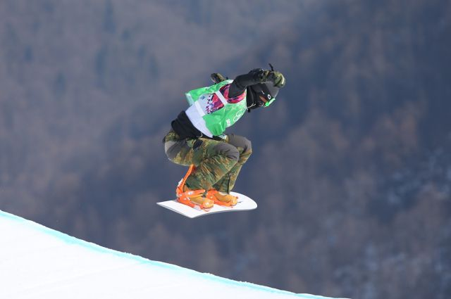 У сноубордиста украли документы, куртку и сноуборд.