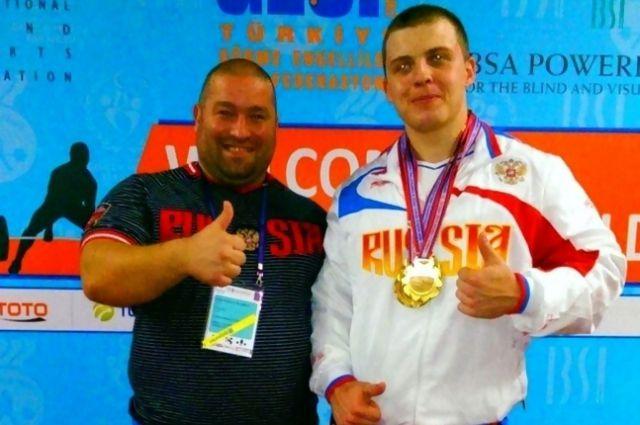 Алексей Ларин исполнил свою мечту!