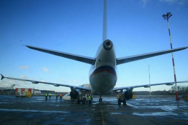 Боинг-737-800.