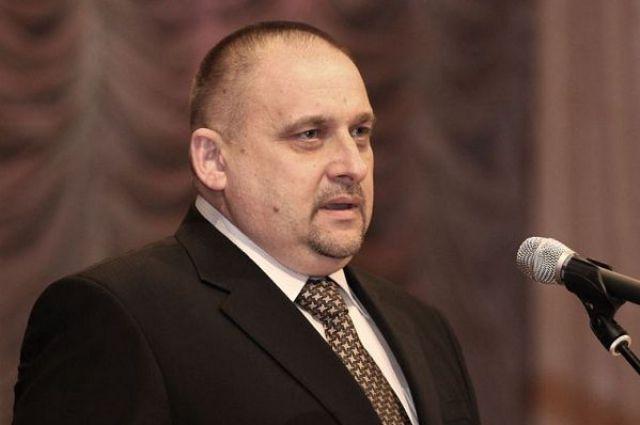 Глава Порховского района Виктор Степанов