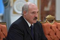 Президент Белоруссии Александр Лукашенко, 10 октября 2014 г.