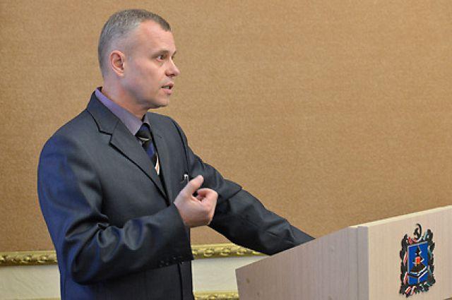 Игорь Литвинов, генеральный директор ГУП «Брянсккоммунэнерго»
