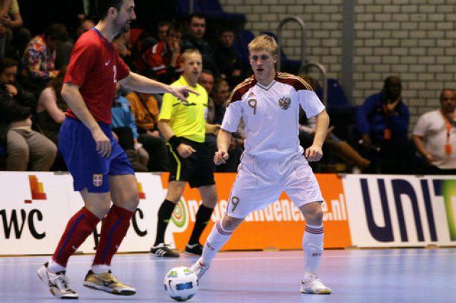 Пять мини-футболистов «Синары» вызваны в сборную России