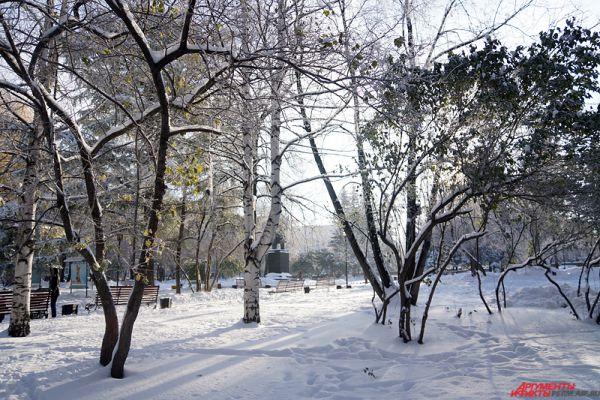 По прогнозам синоптиков, в ближайшее время, а именно с 22 октября, в Пермском крае ожидаются сильные снегопады и метели.