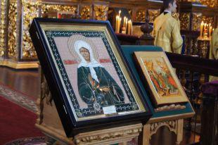 В Омск в начале ноября прибудут мощи Святой Матроны
