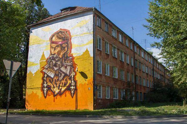 Номинация «Страницы истории», 1- е место, Виталий Остриков.