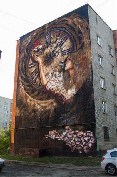 Номинация «Мой город», 3-е место, Максим Галимов.
