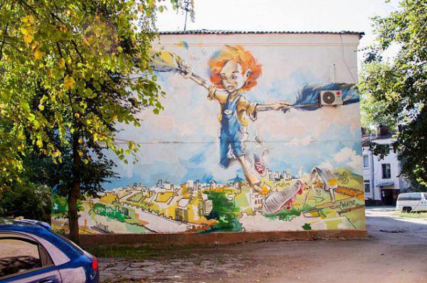 Номинация «Мой город», 1-е место, Андрей Михайлин.