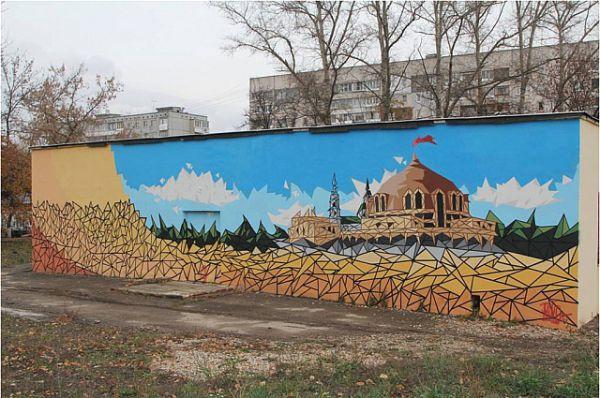 Номинация «Страницы истории», 3-е место, Роман Палагута.