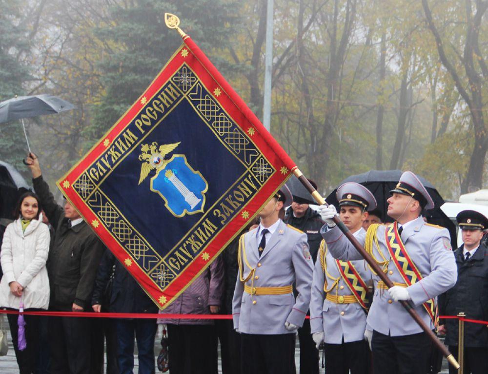 «Служим России!  Служим Закону!»