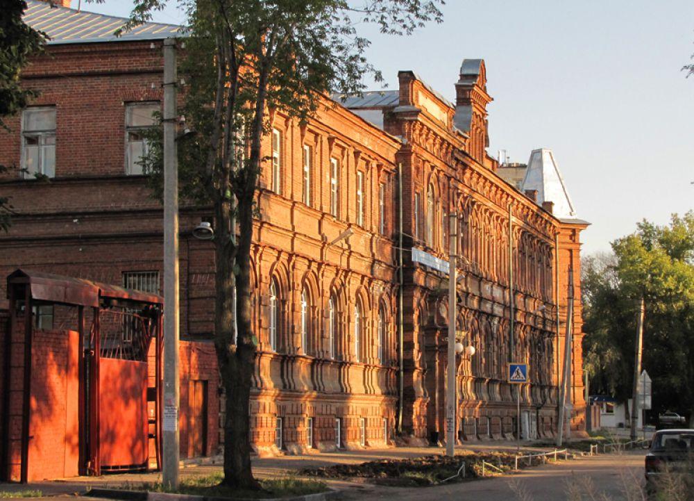 Музей Симбирская чувашская школа