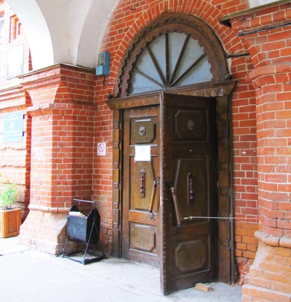Дверь открыта - заходите