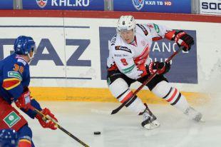«Авангард» обыграл финский «Йокерит» со счётом 2:1