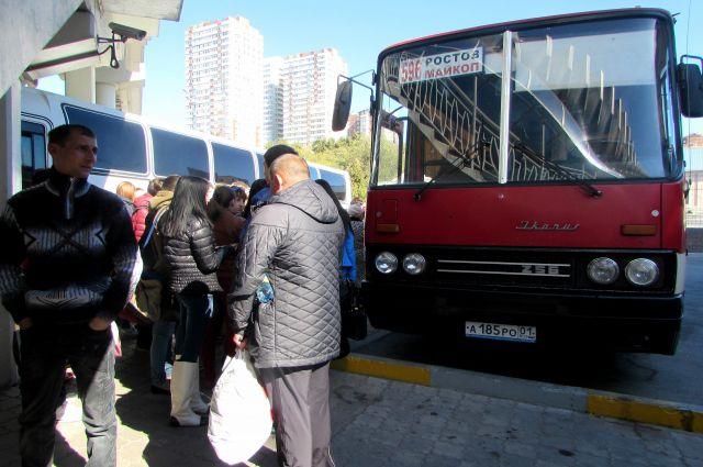 Не все автобусы могут перевозить пассажиров.