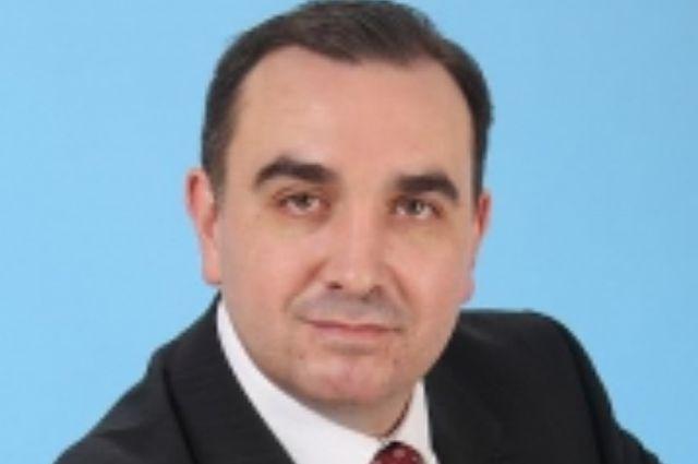 Главой Ревдинского округа стал единоросс Андрей Мокрецов