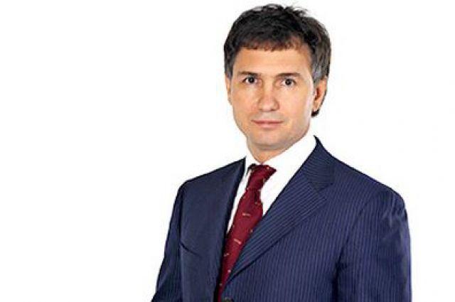 Дмитрий Асанцев, председатель Совета депутатов Новосибирска.