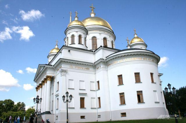 В Екатеринбурге будет реконструирована Введенская церковь