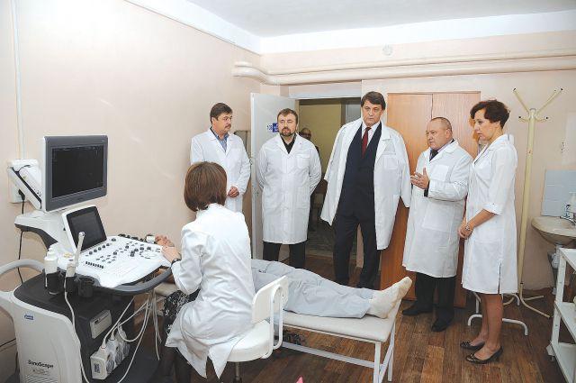 Новое оборудование позволяет диагностировать заболевание на ранних стадиях.