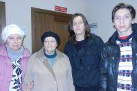Людмилу Николаевну, дочь фронтовика, и её семью государство выселяет из дома.
