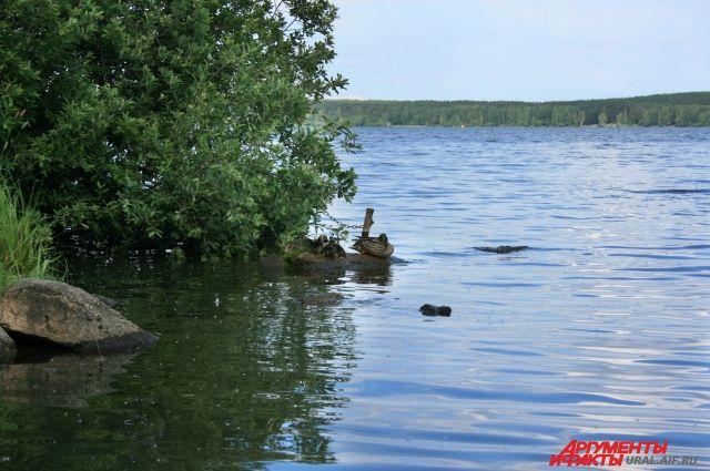 Озеро Шарташ полностью станет природным памятником