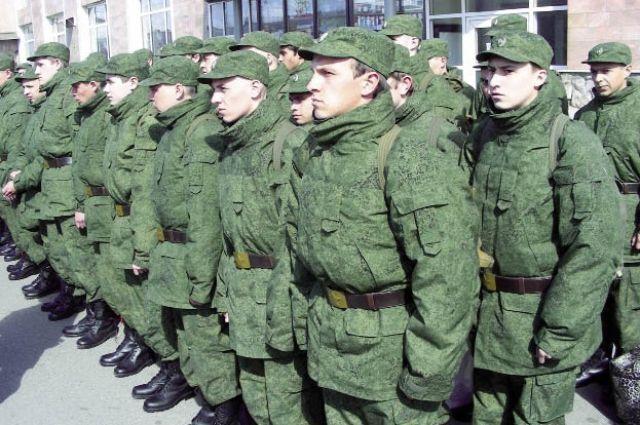 Мэрия: план призыва в Екатеринбурге выполнили почти наполовину