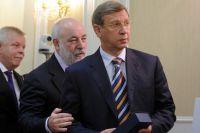 Виктор Вексельберг и Владимир Евтушенков