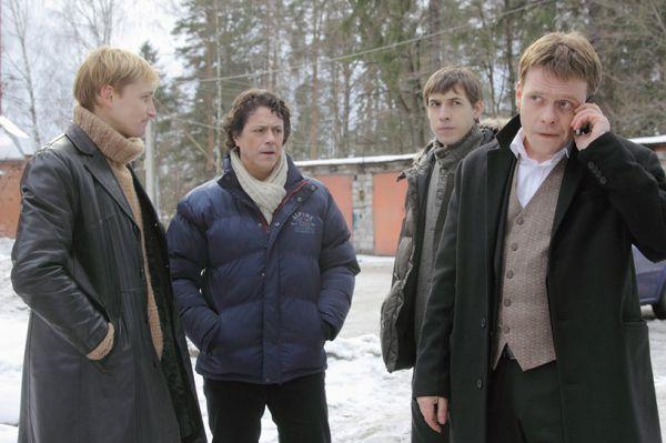 «Гончие», 2006 год. Сериал о буднях уголовного розыска.