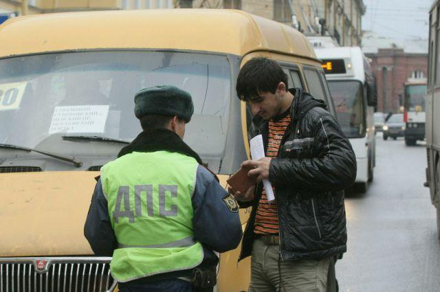 Иностранные водители чаще всего попадают в ДТП.