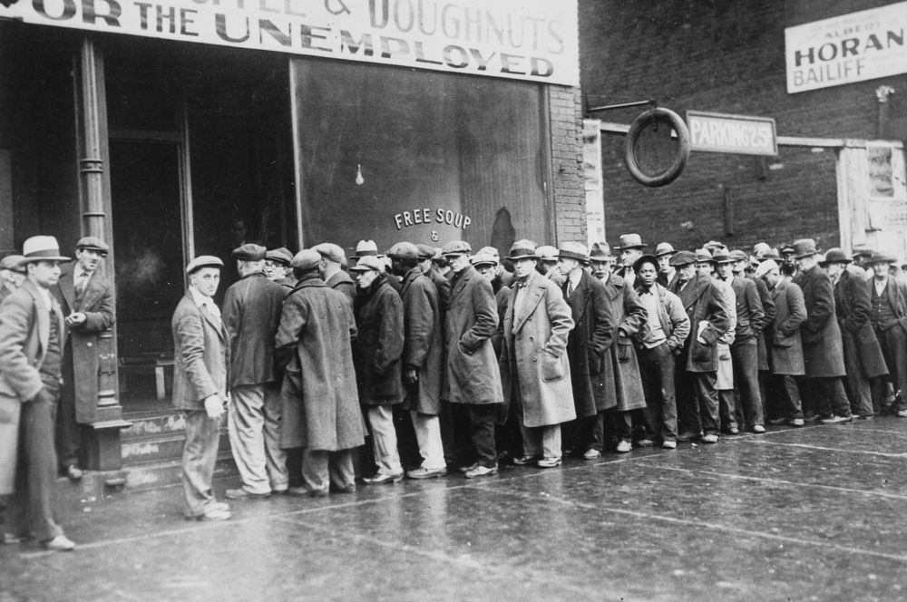 americas view of liberalism during great depression Social liberalism - emphasizes the belief that because unregulated laissez faire during the great depression  reagan's conservative view of the.