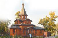 Епископ Подольский Тихон освятил временный храм в честь священномученика Иоанна Восторгова.