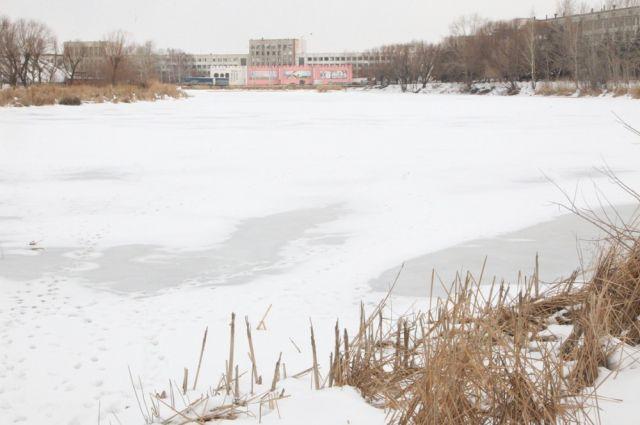Водоемы Среднего Урала затягиваются льдом