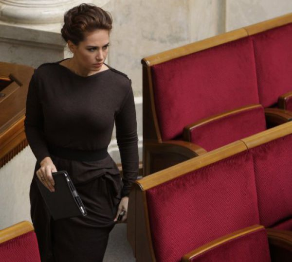 Ирина Бережная – народный депутат Украины VI-VII созывов
