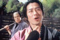Кадр из фильма Кихати Окамото «Сукэроку поможет отомстить»