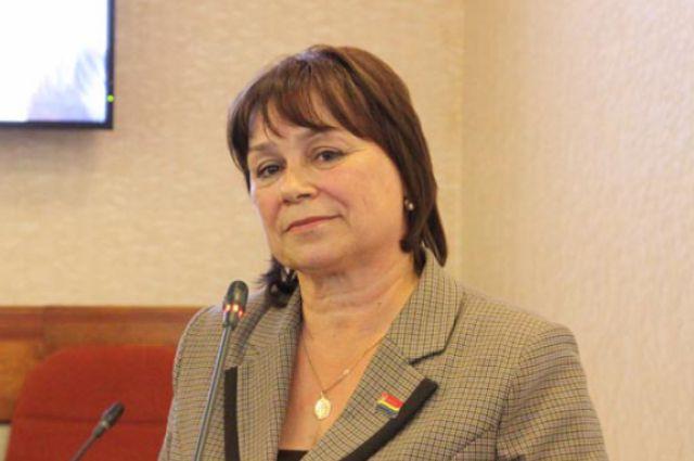Наталья Мокрецкая.