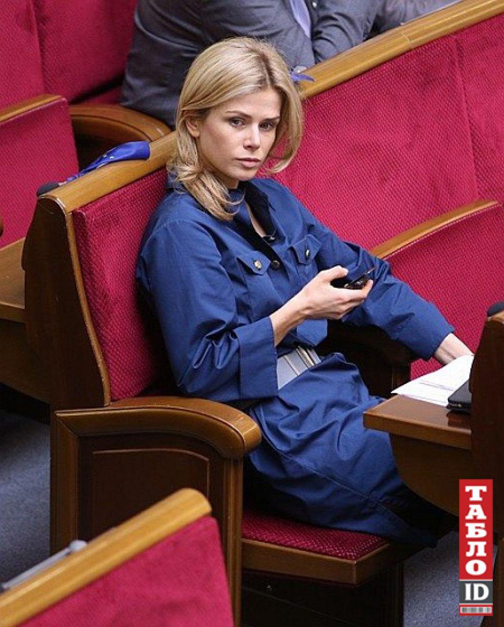 Татьяна Донец – депутат Шевченковского районного в городе Киеве совета V созыва