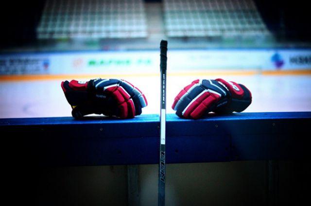 Хоккейная «Сибирь» уступила московскому «Динамо»