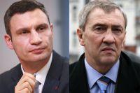 Виталий Кличко и Леонид Черновецкий.