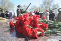 Память военных связистов почтили сотрудники «Ростелекома».