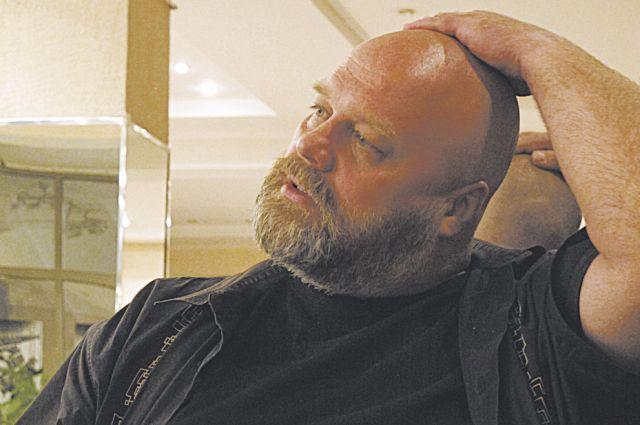 Алексею Федорченко вручили спецприз на Римском кинофестивале