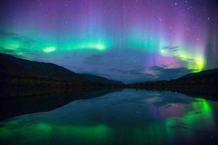 Омичи смогут увидеть полярное сияние из-за вспышек на Солнце