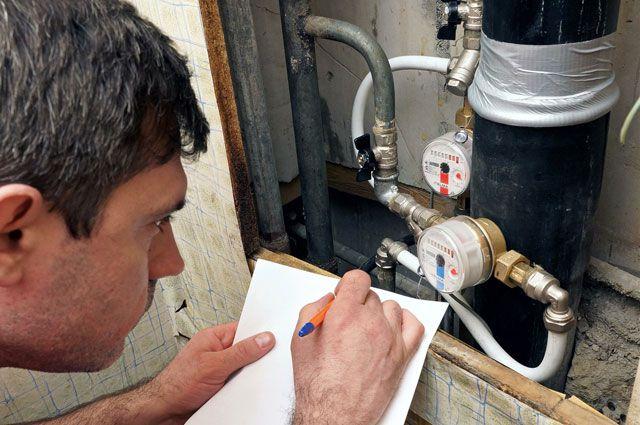 Передать показания квартирных счетчиков холодной и горячей воды можно несколькими удобными способами.