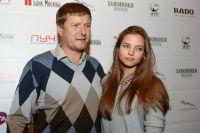 Евгений и Леся Кафельниковы. 2014 год.