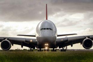Airbus A380.