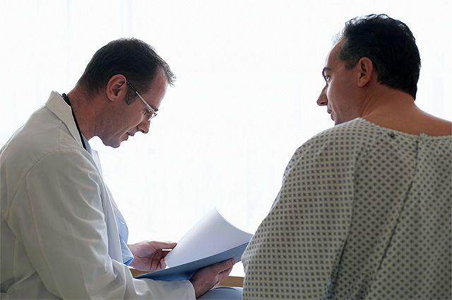 Когда пациент пожаловался на сильную боль, его попросили потерпеть - мол, в больнице всем плохо.