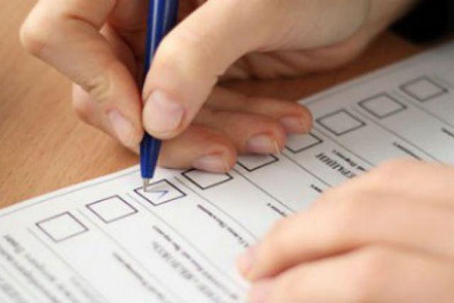 Голосование на выборах в Верховную Раду Украины в Москве
