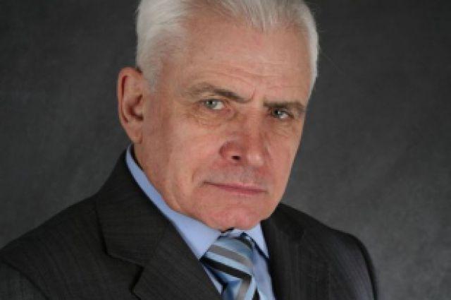 На фото - Владимир Зайцев.