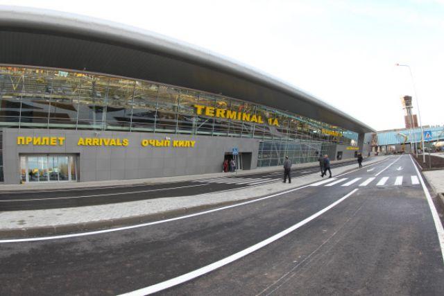 фото аэропорт ереван