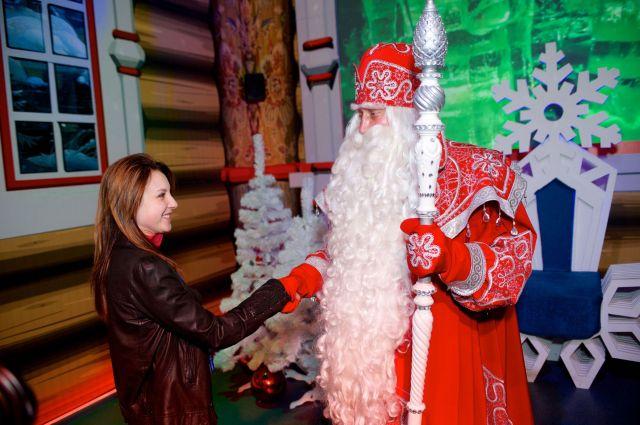 Вот так запросто можно будет прийти к приморскому Деду Морозу.