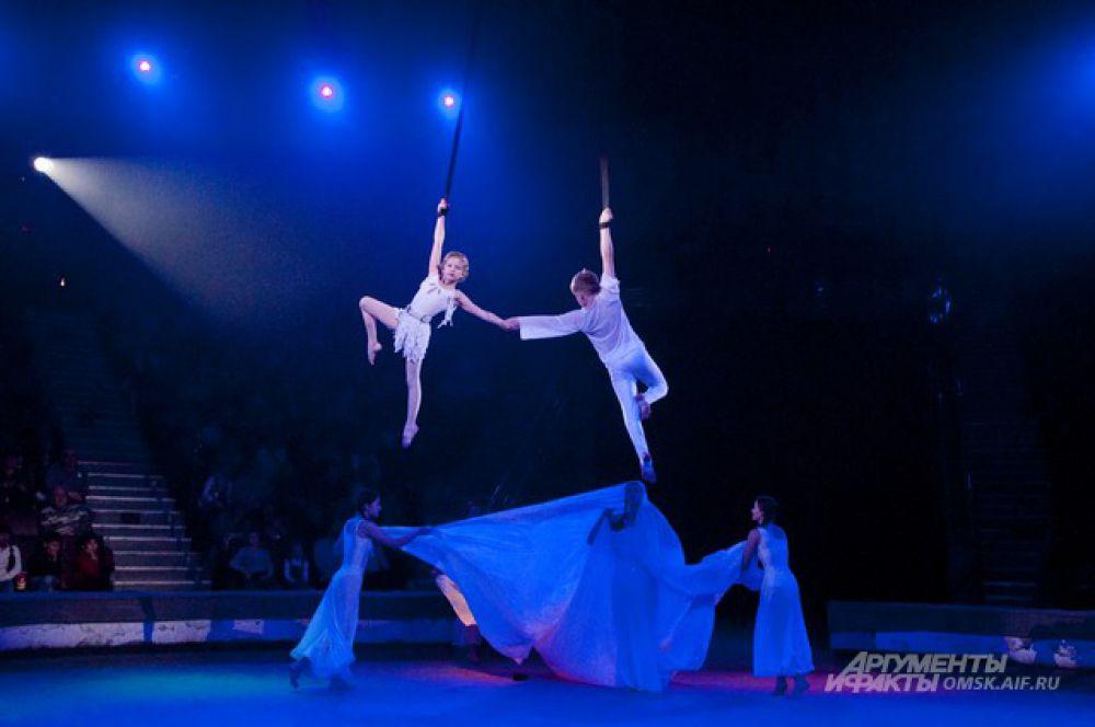 Фестиваль любительских цирковых коллективов «Под куполом мечты».
