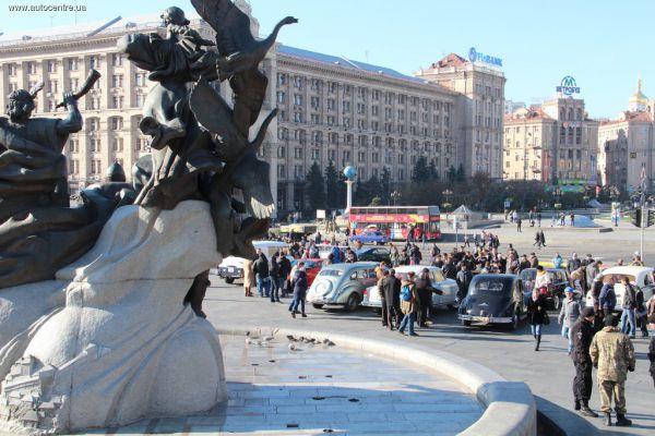 День автомобилиста 2014 в Киеве